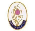 oxfordshire WI logo