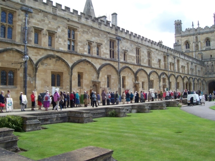 Queuing in The Quad