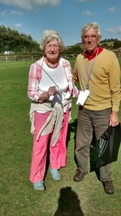 Margaret & Brian