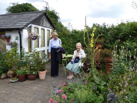 garden visit 2 10.08.16