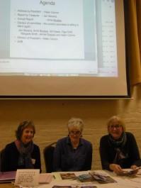 Jan, Anne & Helen