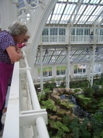 Meryl & Gill in the Temperate House