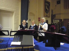 St Denys Hand Bell Ringers, WI 11.12.18 002